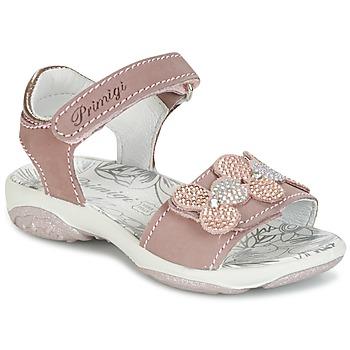 Topánky Dievčatá Sandále Primigi BREEZETTE Béžová