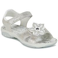 Topánky Dievčatá Sandále Primigi BREEZOU Strieborná