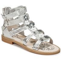 Topánky Dievčatá Sandále Primigi FANTAYS Strieborná