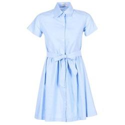 Oblečenie Ženy Krátke šaty Compania Fantastica EBLEUETE Modrá / Modrá