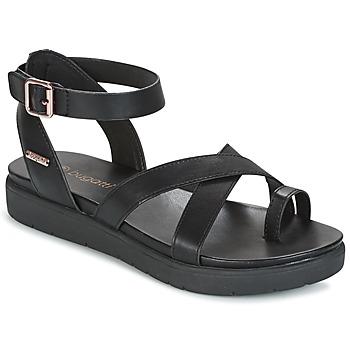 Topánky Ženy Sandále Bugatti VENATE čierna