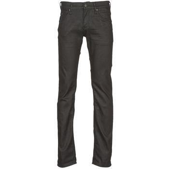 Oblečenie Muži Rovné džínsy Meltin'pot MARTIN Modrá