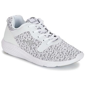 Topánky Ženy Nízke tenisky Kangaroos KV 2 Biela / šedá