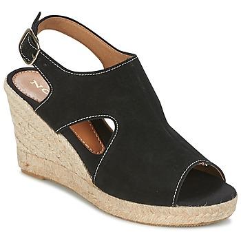 Topánky Ženy Sandále Nome Footwear DESTIF Čierna