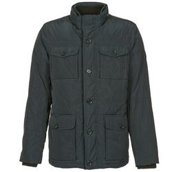 Oblečenie Muži Parky Tommy Hilfiger SHANE JKT Námornícka modrá