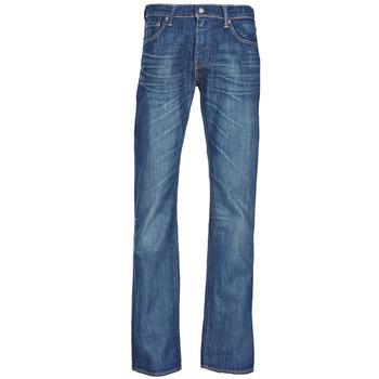 Oblečenie Muži Džínsy Bootcut Levi's 527 LOW BOOT CUT Modrá