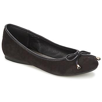 Topánky Ženy Balerínky a babies Moony Mood LIESA čierna