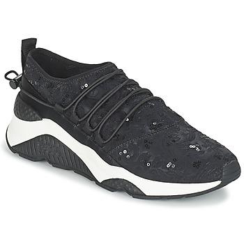 Topánky Ženy Nízke tenisky Ash MISS Čierna