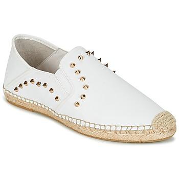 Topánky Ženy Espadrilky Ash ZABOU Biela