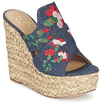 Topánky Ženy Sandále Ash BAHIA Denim