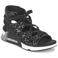 Topánky Ženy Sandále Ash LIV Čierna
