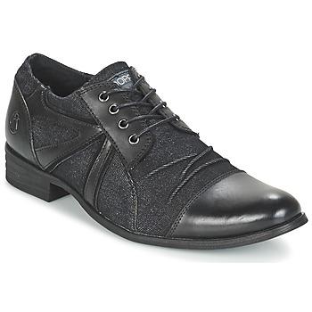 Topánky Muži Derbie Kdopa BARNABE čierna