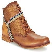 Topánky Ženy Polokozačky Felmini MOSTAZA ťavia hnedá
