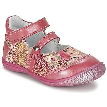 Topánky Dievčatá Balerínky a babies GBB PIA Ružová