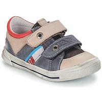 Topánky Chlapci Nízke tenisky GBB PHIL šedá / Modrá