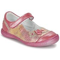 Topánky Dievčatá Balerínky a babies GBB PRATIMA Ružová