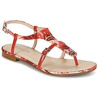 Topánky Ženy Sandále JB Martin GAELIA červená / Tropical