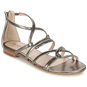 Topánky Ženy Sandále JB Martin ANORA Strieborná cínová