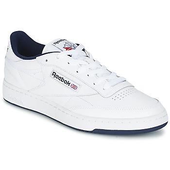 Topánky Nízke tenisky Reebok Classic CLUB C 85 Biela / Modrá
