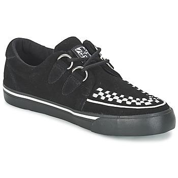 Topánky Nízke tenisky TUK CREEPERS SNEAKERS čierna / Biela