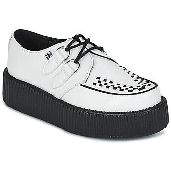 Topánky Derbie TUK MONDO HI Biela