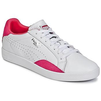 Topánky Ženy Nízke tenisky Puma WNS MATCH LO BASIC.W Biela / Fialová
