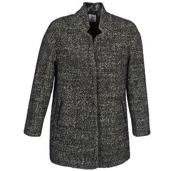 Oblečenie Ženy Kabáty Alba Moda XOLLO šedá / Mottled