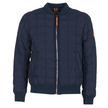Oblečenie Muži Bundy  Timberland SKYE PEAK THERMOFIBRE JACKET Námornícka modrá