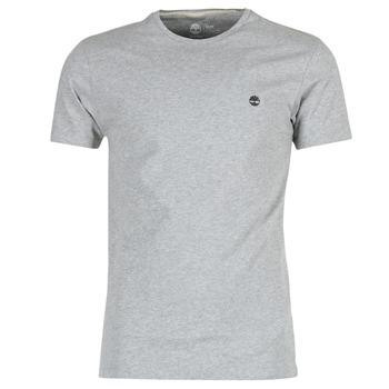 Oblečenie Muži Tričká s krátkym rukávom Timberland SS DUNSTAN RIVER CREW TEE Šedá