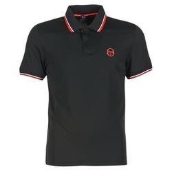 Oblečenie Muži Polokošele s krátkym rukávom Sergio Tacchini SPORTLIFE čierna