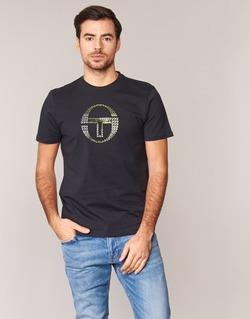Oblečenie Muži Tričká s krátkym rukávom Sergio Tacchini DAVE TEE-SHIRT čierna