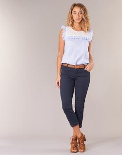 Oblečenie Ženy Nohavice 7/8 a 3/4 Best Mountain ROSIMALI Námornícka modrá