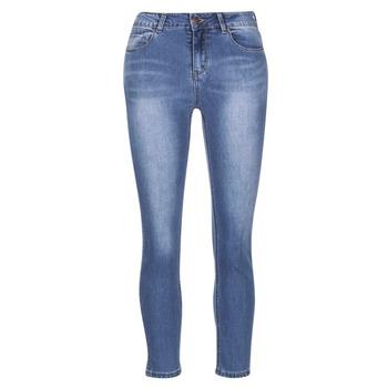 Oblečenie Ženy Džínsy Slim Best Mountain ROSEPELLE Modrá / Medium