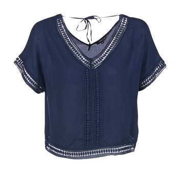 Oblečenie Ženy Blúzky Best Mountain ROSAFY Námornícka modrá