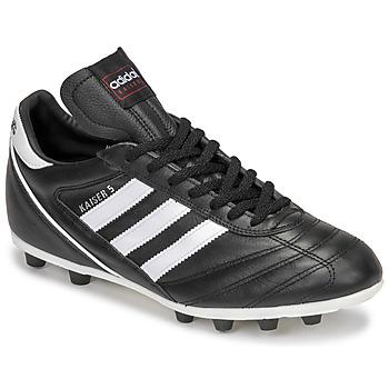 Topánky Futbalové kopačky adidas Performance KAISER 5 LIGA Čierna / Biela