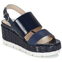 Topánky Ženy Sandále Luciano Barachini TOUDOU Modrá