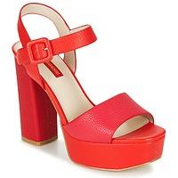 Topánky Ženy Sandále Luciano Barachini TABINO červená