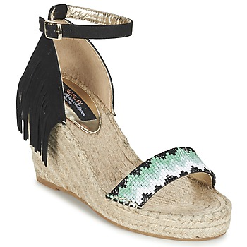 Topánky Ženy Sandále Replay CHATE čierna