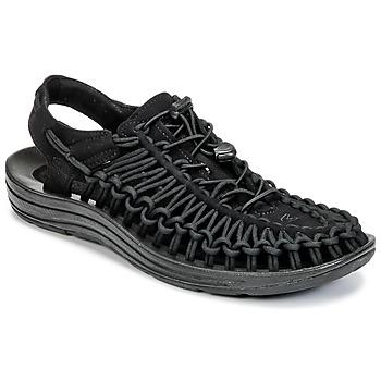 Topánky Muži Športové sandále Keen UNEEK čierna