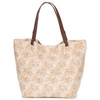 Tašky Ženy Veľké nákupné tašky  Petite Mendigote CLEA Ružová