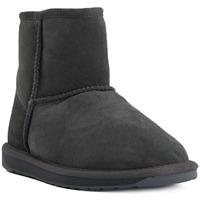 Topánky Ženy Snehule  EMU STINGER MINI CHARCOAL Grigio