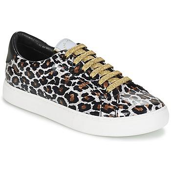 Topánky Ženy Nízke tenisky Marc Jacobs EMPIRE LACE UP Leopard
