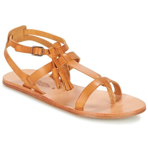 Topánky Ženy Sandále n.d.c. SORAYA Ťavia hnedá