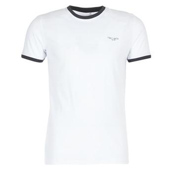 Oblečenie Muži Tričká s krátkym rukávom Teddy Smith THE TEE Biela