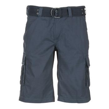 Oblečenie Muži Šortky a bermudy Teddy Smith SYTRO Námornícka modrá