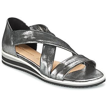 Topánky Ženy Sandále Salamander REBECCA Strieborná