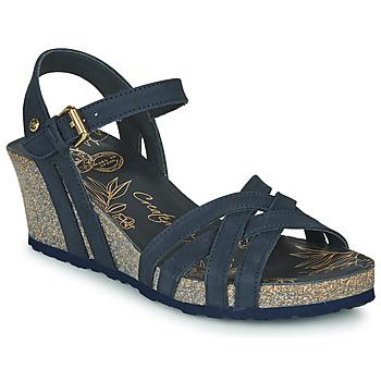 Topánky Ženy Sandále Panama Jack VERA Modrá