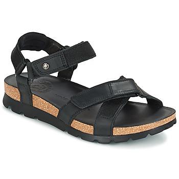 Topánky Muži Sandále Panama Jack SAMBO čierna