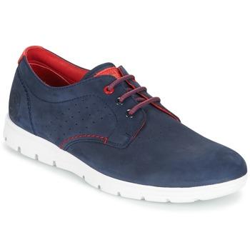 Topánky Muži Nízke tenisky Panama Jack DOMANI Námornícka modrá / Červená