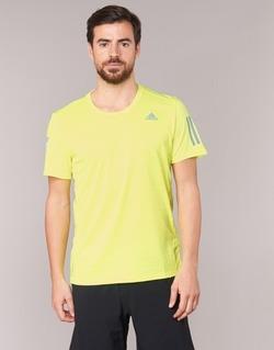 Oblečenie Muži Tričká s krátkym rukávom adidas Performance RS SS TEE M žltá